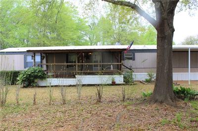 Longview Single Family Home For Sale: 5101 Estes Pkwy Lot 52