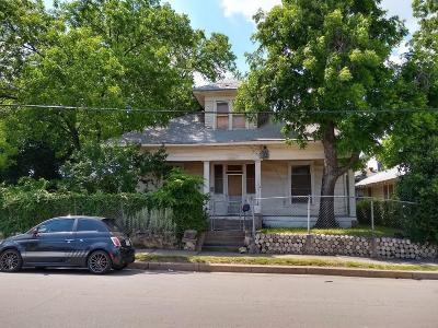 Single Family Home For Sale: 4115 Munger Avenue
