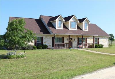 Stephenville Single Family Home For Sale: 1160 Hill Valley Drive