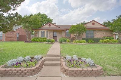 Garland Single Family Home For Sale: 3105 Princewood Drive