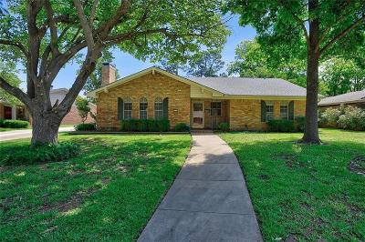 Sherman Single Family Home For Sale: 2317 Monett Drive