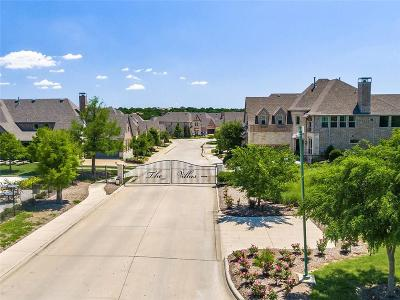 Lewisville Single Family Home Active Contingent: 640 The Lakes Boulevard