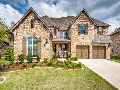 Frisco Single Family Home For Sale: 12615 Burnt Prairie Lane