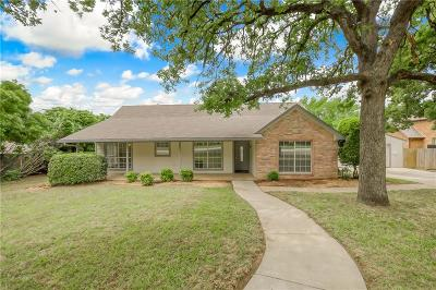 Colleyville Single Family Home For Sale: 6708 Herbert Road