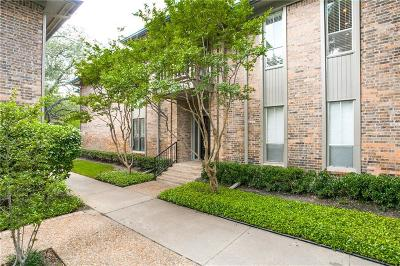 Dallas Condo For Sale: 10716 Park Village Place #D