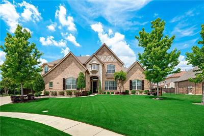 Colleyville Single Family Home For Sale: 1104 Brahms