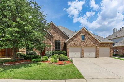 Flower Mound Single Family Home For Sale: 3624 Jennifer Drive