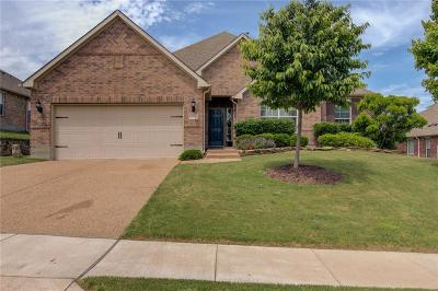 McKinney Single Family Home For Sale: 601 Fortinbras Drive