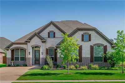 Celina Single Family Home For Sale: 2701 Driftwood Creek Trail