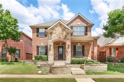 Lewisville Single Family Home For Sale: 1568 Barksdale Drive