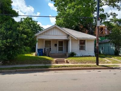 Single Family Home For Sale: 4117 Munger Avenue