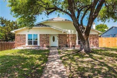 Duncanville Single Family Home Active Option Contract: 711 Countryside Court