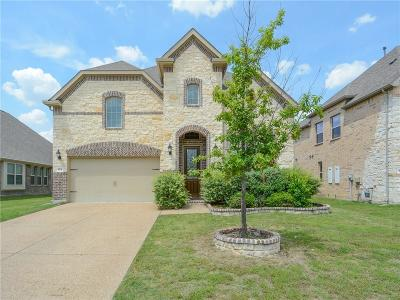 Plano Single Family Home For Sale: 4113 Overton Circle