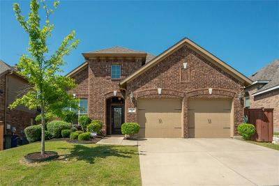 Sachse Single Family Home For Sale: 4026 Mustang Avenue