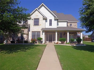 Fort Worth Single Family Home For Sale: 10521 Crawford Farms Drive