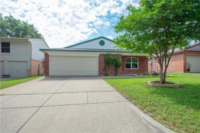Mansfield Residential Lease For Lease: 709 Nightingale Circle