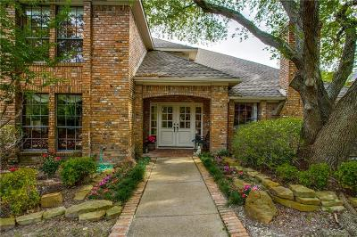 Dallas Single Family Home For Sale: 9630 Hill View Drive