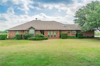 Dallas County, Denton County, Collin County, Cooke County, Grayson County, Jack County, Johnson County, Palo Pinto County, Parker County, Tarrant County, Wise County Single Family Home For Sale: 8110 Rawhide Road