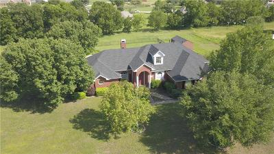 Forney Single Family Home For Sale: 10495 Bradley Circle