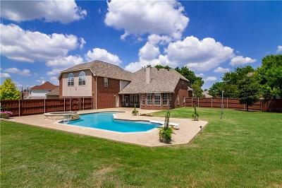 McKinney Single Family Home For Sale: 2507 Highgate Drive