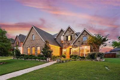 Dallas County, Denton County, Collin County, Cooke County, Grayson County, Jack County, Johnson County, Palo Pinto County, Parker County, Tarrant County, Wise County Single Family Home For Sale: 2802 Darlinghurst Road