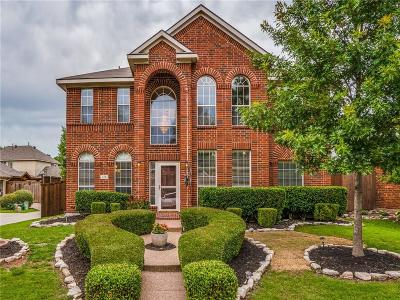 Allen Single Family Home For Sale: 419 Spring Air Drive