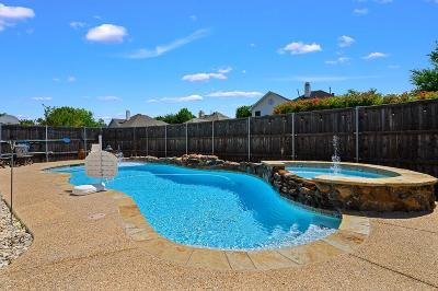 Rowlett Single Family Home For Sale: 7502 Westhaven Drive
