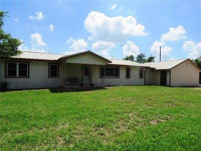 Comanche Single Family Home Active Option Contract: 301 County Road 418