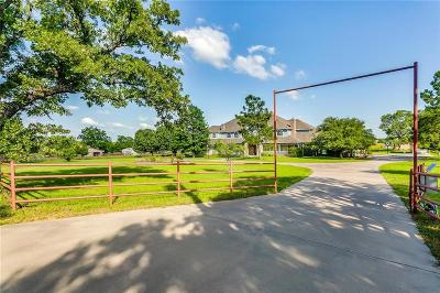 Burleson Single Family Home For Sale: 9744 County Road 603