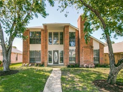 Lewisville Single Family Home For Sale: 996 Mauve Drive