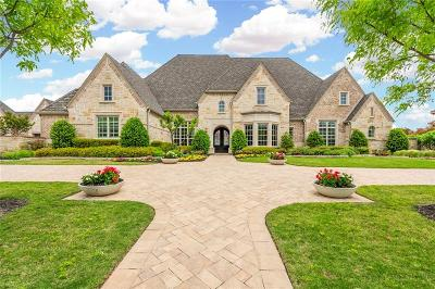 Mckinney Single Family Home For Sale: 5409 Twin Cities Lane