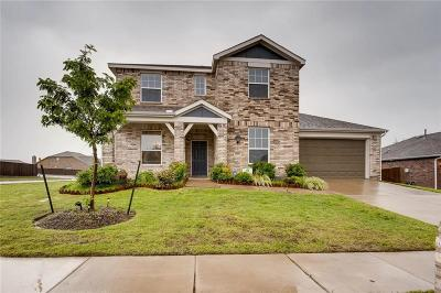Wylie TX Single Family Home For Sale: $326,000