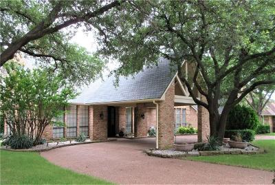 Dallas, Fort Worth Single Family Home For Sale: 5724 Plumtree Drive