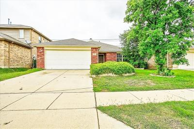 Little Elm Single Family Home For Sale: 1821 Shoebill Drive