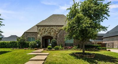 Prosper Single Family Home Active Option Contract: 911 Packsaddle Trail