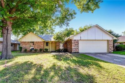Lewisville Single Family Home For Sale: 1926 Aspen Drive