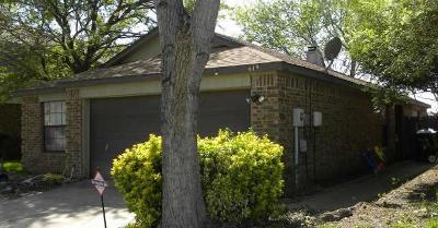 Lewisville Residential Lease For Lease: 914 Azalia Drive