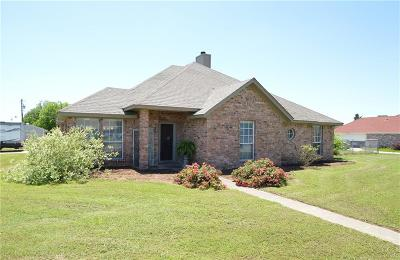 Terrell, Poetry Single Family Home For Sale: 520 Pin Oak Drive