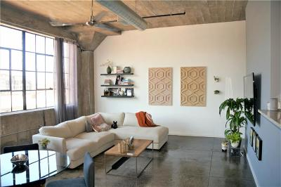 Fort Worth Condo For Sale: 120 S St. Louis Avenue #310