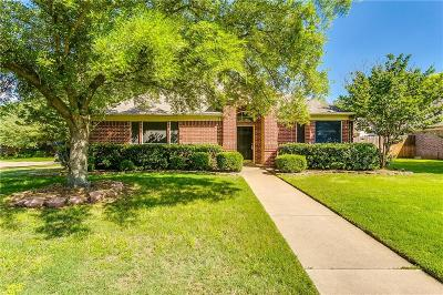 Burleson Single Family Home For Sale: 2751 Oakdale Drive