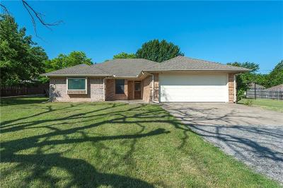 Weatherford Single Family Home For Sale: 1027 W Lake Drive