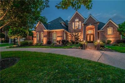 Colleyville Single Family Home For Sale: 5403 Willow Lane