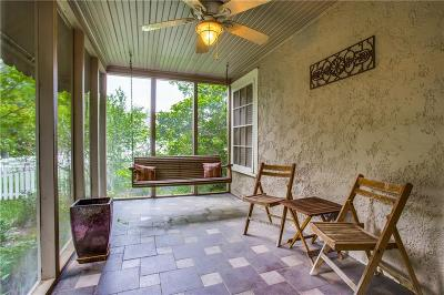 Fort Worth Single Family Home For Sale: 3148 Edgehill Road