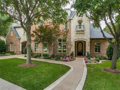 Collin County Single Family Home For Sale: 5933 Haley Way