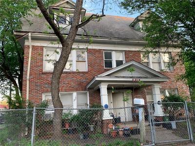 Multi Family Home For Sale: 4818 Virginia Avenue