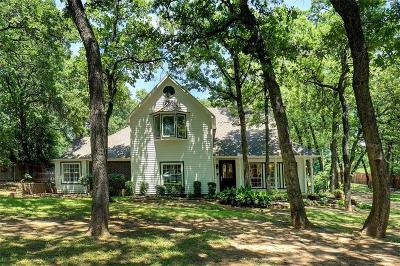 Southlake Single Family Home For Sale: 1784 Kingswood Drive