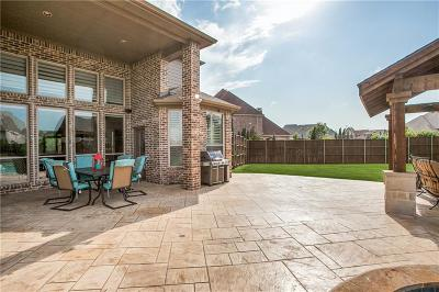 Allen Single Family Home For Sale: 2296 Middle Town Court