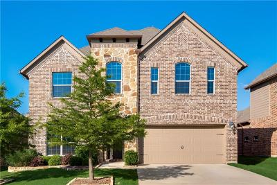 Little Elm Single Family Home Active Option Contract: 2449 Ranchview Drive