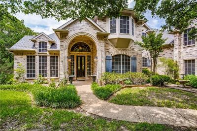 Corinth TX Single Family Home For Sale: $495,000