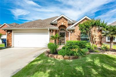 Frisco Single Family Home Active Option Contract: 12119 Cardinal Creek Drive